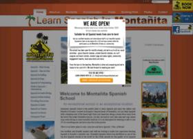 montanitaspanishschool.com