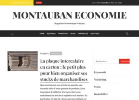 montauban-economie.com