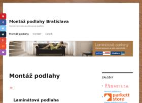 montaz-podlahy.sk
