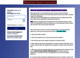 montclair.mywconline.com