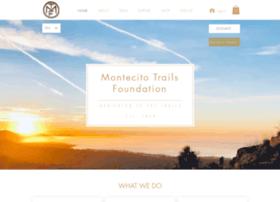 montecitotrailsfoundation.info
