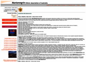 montenegro.org.au