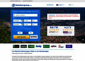 montenegro.rentalcargroup.com