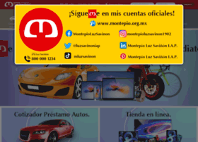 montepio.org.mx
