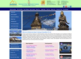 monterosa-nepal.com