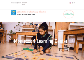 montessorilearningcenterelpaso.com