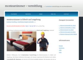 monteurunterkunft-vermittlung.de