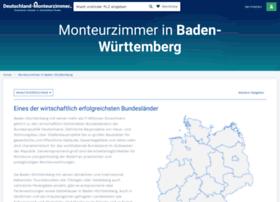monteurzimmer-baden-wuerttemberg.de