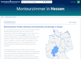 monteurzimmer-hessen.de