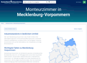 monteurzimmer-mecklenburg-vorpommern.de