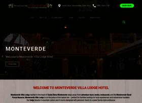 monteverdevillalodge.com