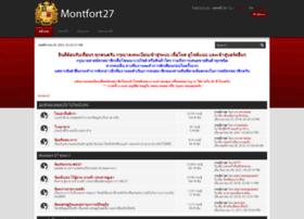 montfort27.com