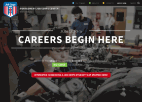 montgomery.jobcorps.gov