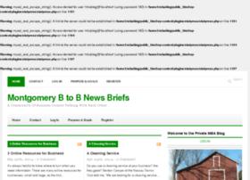 montgomeryb2bnewsbriefs.com