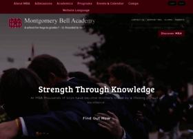 montgomerybell.edu