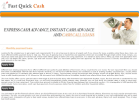 monthly.payment.loans.fastquickcash.us