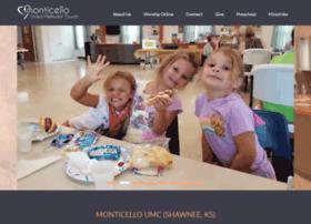 monticello-umc.org