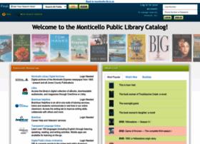 monticello.biblionix.com