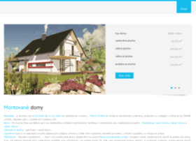 montovane-rodinne-domy.eu