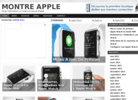 montre-apple.fr