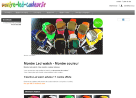 montre-led-couleur.fr