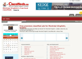montreal.classifieds.ca