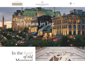 montreal.intercontinental.com