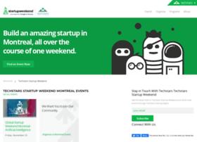 Montreal.startupweekend.org