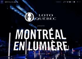 montrealenlumiere.com