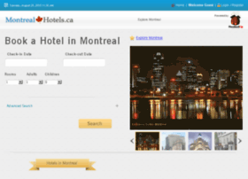 montrealhotels.ca