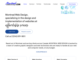 montrealwebdesign.com