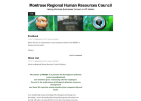 montrosehr.wordpress.com