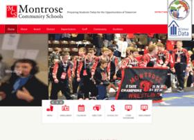 montroseschools.org
