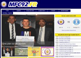 montrougefc92.net