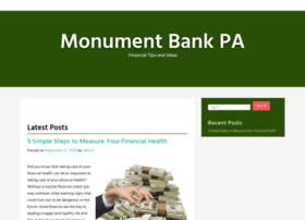 monumentbankpa.com