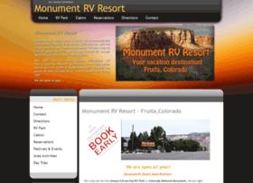 monumentrvresort.com