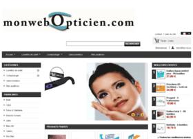 monwebopticien.com