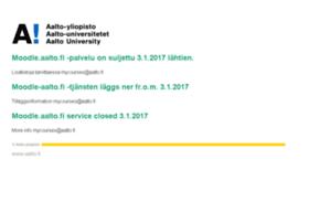 moodle.aalto.fi