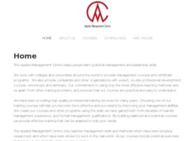 moodle.appliedmanagement.com