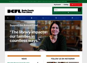 moodle.buckslib.org