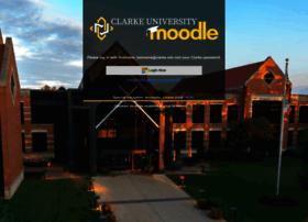 moodle.clarke.edu