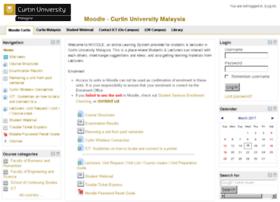 moodle.curtin.edu.my