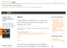 moodle.drupalgardens.com