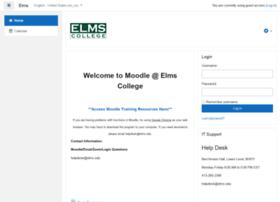moodle.elms.edu