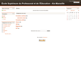 moodle.espe.univ-amu.fr
