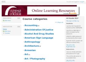 moodle.glendale.edu