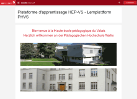 moodle.hepvs.ch