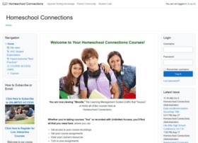 moodle.homeschoolconnectionsonline.com