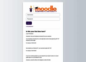 moodle.humphreys.edu