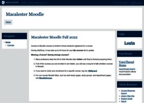 moodle.macalester.edu